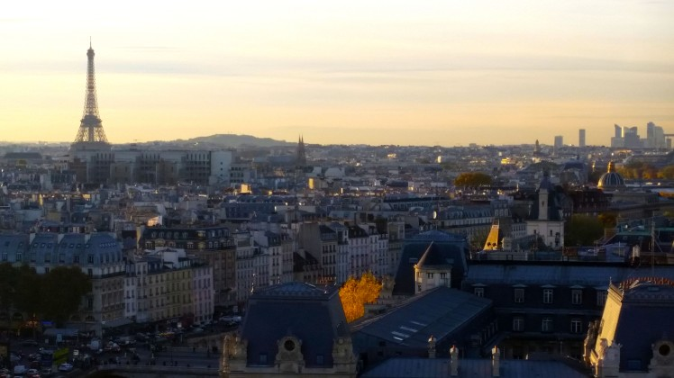 A weekend in Paris Header